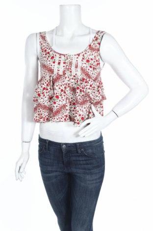 Дамска риза H&M Divided, Размер S, Цвят Многоцветен, Вискоза, Цена 14,00лв.
