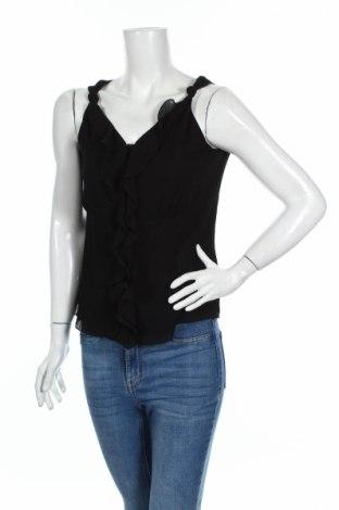 Дамска риза Un Jour Ailleurs, Размер M, Цвят Черен, Полиестер, Цена 10,50лв.