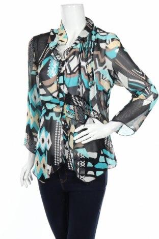 Дамска риза Un Jour Ailleurs, Размер L, Цвят Многоцветен, 100% полиестер, Цена 12,00лв.