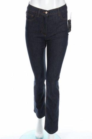 Дамски дънки Betty Barclay, Размер XS, Цвят Син, 73% памук, 25% полиестер, 2% еластан, Цена 29,64лв.