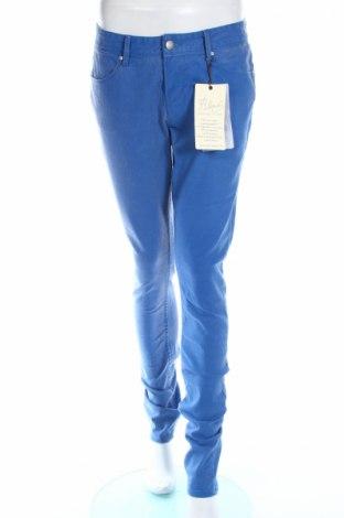 Damskie jeansy Blend, Rozmiar L, Kolor Niebieski, 98% bawełna, 2% elastyna, Cena 22,09zł