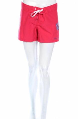 Γυναικείο κοντό παντελόνι Chiemsee, Μέγεθος M, Χρώμα Κόκκινο, Πολυεστέρας, Τιμή 6,50€