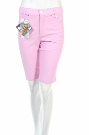 Дамски къс панталон Golfino, Размер XS, Цвят Розов, 94% полиамид, 6% еластан, Цена 22,80лв.
