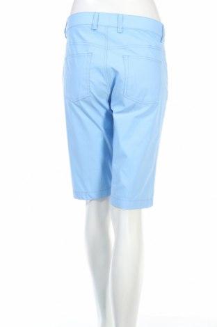 Дамски къс панталон Golfino, Размер XXS, Цвят Син, 94% полиамид, 6% еластан, Цена 26,22лв.