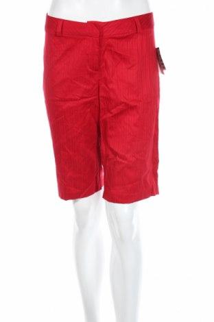 Dámske kraťasy  Heart Soul, Veľkosť L, Farba Červená, 97% bavlna, 3% elastan, Cena  6,35€