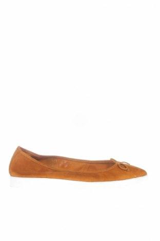 Γυναικεία παπούτσια Bata, Μέγεθος 41, Χρώμα Καφέ, Φυσικό σουέτ, Τιμή 14,05€