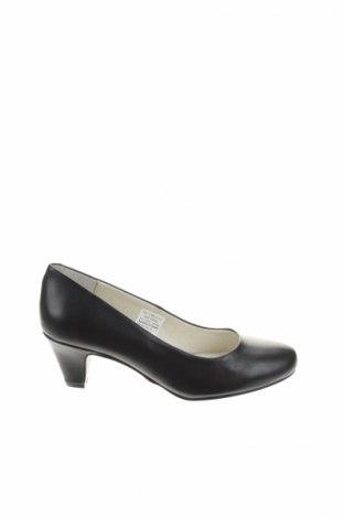 Dámské boty  Betty Barclay, Rozměr 38, Barva Černá, Pravá kůže, Cena  839,00Kč
