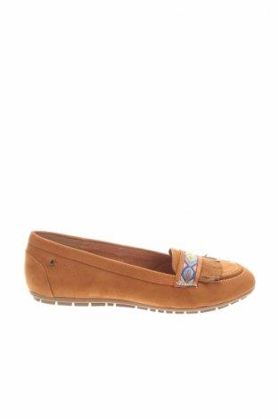 Γυναικεία παπούτσια Chattawak, Μέγεθος 40, Χρώμα Καφέ, Κλωστοϋφαντουργικά προϊόντα, Τιμή 20,41€