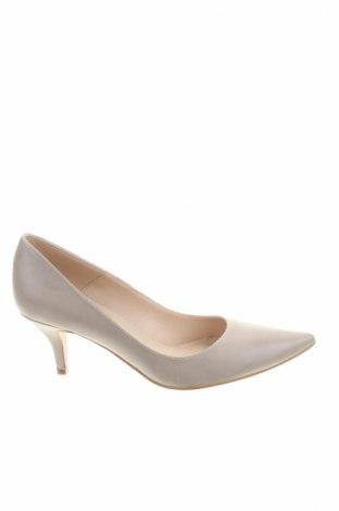 Дамски обувки Elodie, Размер 38, Цвят Бежов, Естествена кожа, Цена 49,05лв.