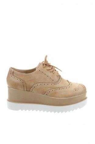 Dámske topánky  Forever Folie, Veľkosť 38, Farba Béžová, Eko koža , Cena  13,68€