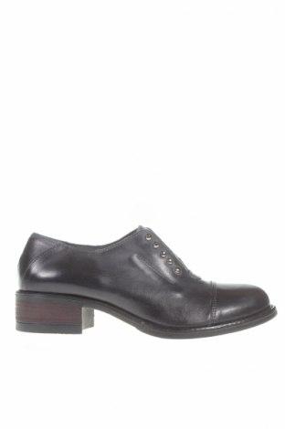 Γυναικεία παπούτσια Gioseppo, Μέγεθος 37, Χρώμα Μαύρο, Γνήσιο δέρμα, Τιμή 16,86€