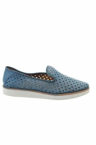 Γυναικεία παπούτσια Melvin & Hamilton, Μέγεθος 39, Χρώμα Μπλέ, Γνήσιο δέρμα, Τιμή 32,09€