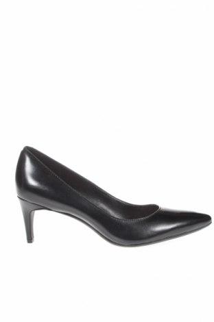 Γυναικεία παπούτσια Nine West, Μέγεθος 38, Χρώμα Μαύρο, Γνήσιο δέρμα, Τιμή 27,68€