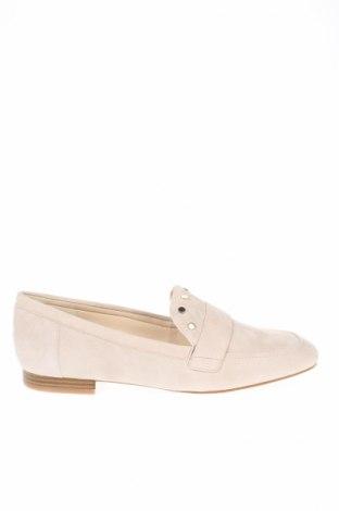 Γυναικεία παπούτσια Nine West, Μέγεθος 39, Χρώμα  Μπέζ, Φυσικό σουέτ, Τιμή 29,23€