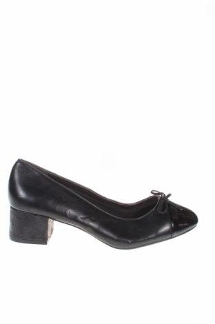 Дамски обувки Target, Размер 41, Цвят Черен, Еко кожа, Цена 6,00лв.