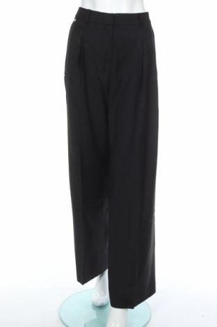 Γυναικείο παντελόνι Adidas Slvr, Μέγεθος L, Χρώμα Μαύρο, Μαλλί, Τιμή 24,36€