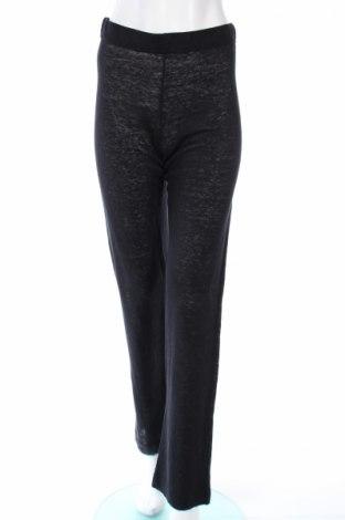 Дамски панталон Alpha by Massimo Rebecchi, Размер L, Цвят Син, Лен, Цена 44,70лв.