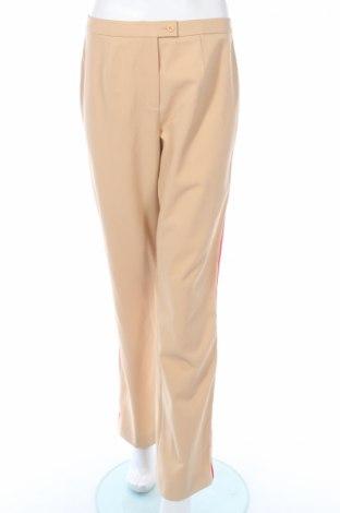Дамски панталон Apart, Размер M, Цвят Бежов, 95% полиестер, 5% еластан, Цена 15,55лв.