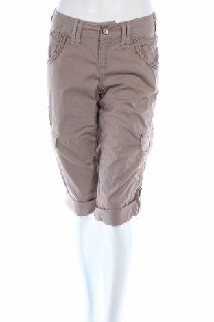 Dámské kalhoty  Cache, Velikost S, Barva Béžová, 98% bavlna, 2% elastan, Cena  137,00Kč