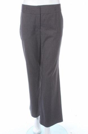 Дамски панталон Clockhouse, Размер L, Цвят Сив, 65% полиестер, 33% вискоза, 2% еластан, Цена 7,82лв.