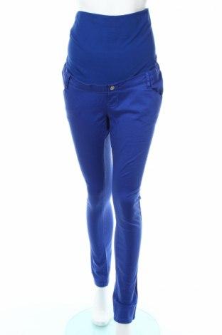 Maternity pants Esprit, Μέγεθος M, Χρώμα Μπλέ, 97% βαμβάκι, 3% ελαστάνη, Τιμή 9,54€
