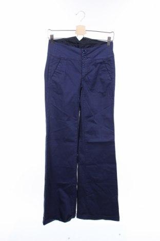 Дамски панталон Replay, Размер S, Цвят Син, 98% памук, 2% еластан, Цена 13,05лв.