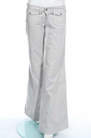 Дамски панталон Replay, Размер M, Цвят Сив, 98% памук, 2% еластан, Цена 23,32лв.