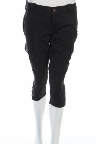 Дамски панталон Replay, Размер M, Цвят Черен, Памук, Цена 15,87лв.