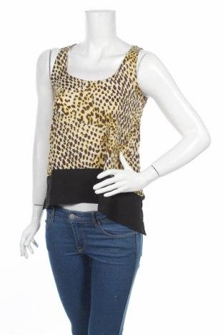 Γυναικείο αμάνικο μπλουζάκι Aqua, Μέγεθος XS, Χρώμα Πολύχρωμο, Τιμή 2,78€