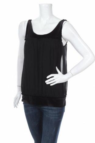 Γυναικείο αμάνικο μπλουζάκι Batik, Μέγεθος M, Χρώμα Μαύρο, Τιμή 3,90€