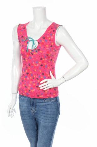 Γυναικείο αμάνικο μπλουζάκι H, Μέγεθος M, Χρώμα Πολύχρωμο, Βαμβάκι, Τιμή 2,63€