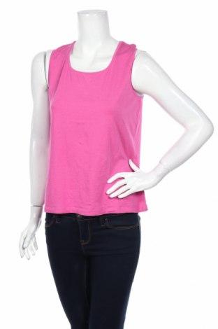 Дамски потник Un Jour Ailleurs, Размер L, Цвят Розов, 48% памук, 48% модал, 4% еластан, Цена 5,75лв.