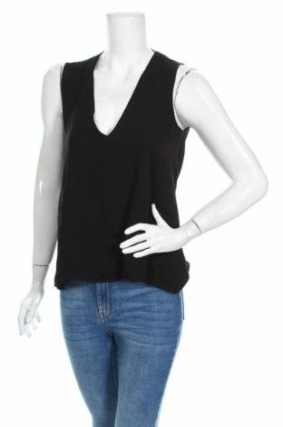 Γυναικείο αμάνικο μπλουζάκι Vintage Love, Μέγεθος M, Χρώμα Μαύρο, Πολυεστέρας, Τιμή 4,95€