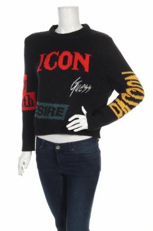 Дамски пуловер Guess, Размер XS, Цвят Черен, 70% акрил, 30% вълна, Цена 89,00лв.