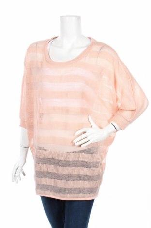Γυναικείο πουλόβερ Only, Μέγεθος M, Χρώμα Ρόζ , 80% πολυεστέρας, 10% πολυαμίδη, 10% βισκόζη, Τιμή 7,96€