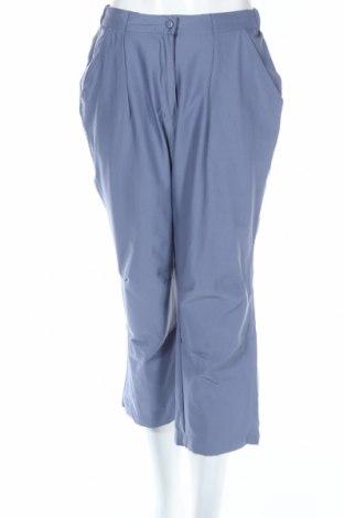 Дамски спортен панталон Crane, Размер S, Цвят Син, 94% полиамид, 6% еластан, Цена 3,06лв.