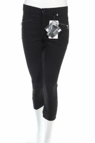 Дамски спортен панталон Golfino, Размер M, Цвят Черен, 94% полиамид, 6% еластан, Цена 30,68лв.