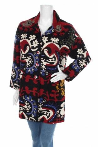 Női kabát Desigual by Christian Lacroix, Méret S, Szín Sokszínű, 70%akril, 30% poliészter, Ár 22053 Ft