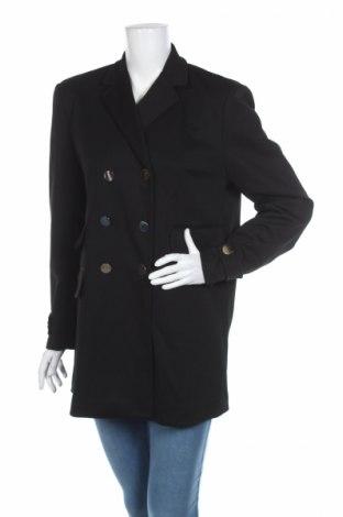Dámský kabát  Multiples, Rozměr XL, Barva Černá, 50% bavlna, 48% polyester, 2% elastan, Cena  290,00Kč