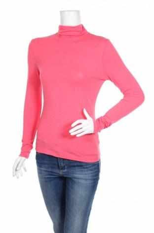 Дамско полo Street One, Размер S, Цвят Розов, 92% памук, 8% еластан, Цена 7,15лв.