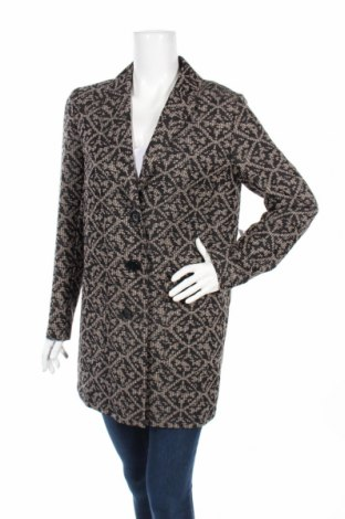 Γυναικείο παλτό Betty Barclay, Μέγεθος M, Χρώμα Μαύρο, 49% πολυεστέρας, 28%ακρυλικό, 15% βισκόζη, 6% βαμβάκι, 2% άλλα νήματα, Τιμή 24,80€