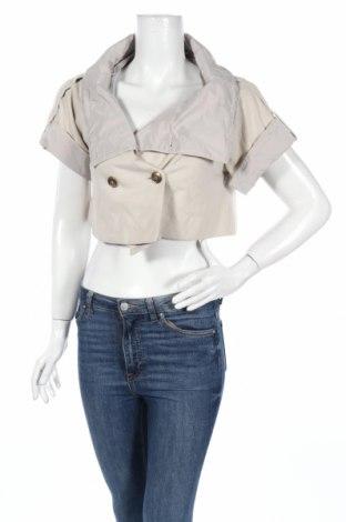 Дамско яке Pinko, Размер M, Цвят Бежов, 100% памук, Цена 11,47лв.