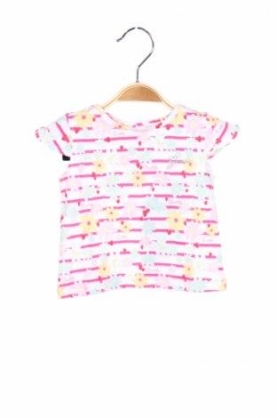 Dziecięca bluzka Guess, Rozmiar 3-6m/ 62-68 cm, Kolor Kolorowy, 95% bawełna, 5% elastyna, Cena 38,12zł