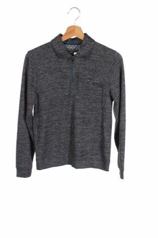 Детска блуза Ted Baker, Размер 11-12y/ 152-158 см, Цвят Сив, Цена 9,00лв.
