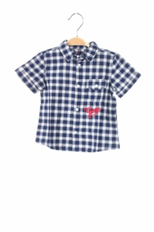 Detská košeľa  Guess, Veľkosť 12-18m/ 80-86 cm, Farba Modrá, Bavlna, Cena  10,64€