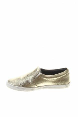 Detské topánky  Karl Marc John, Veľkosť 34, Farba Zlatistá, Pravá koža , Cena  16,06€