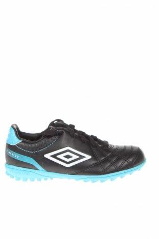 Παιδικά παπούτσια Umbro, Μέγεθος 30, Χρώμα Μαύρο, Δερματίνη, Τιμή 11,47€