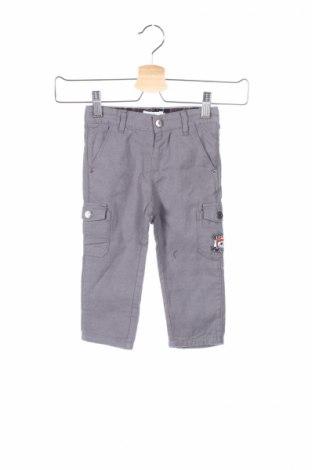 Παιδικό παντελόνι La Compagnie des Petits, Μέγεθος 12-18m/ 80-86 εκ., Χρώμα Γκρί, Βαμβάκι, Τιμή 6,32€
