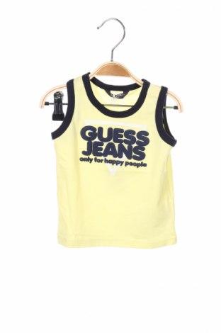 Μπλουζάκι αμάνικο παιδικό Guess