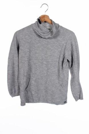 Detský sveter  Zara Knitwear, Veľkosť 11-12y/ 152-158 cm, Farba Sivá, Bavlna, Cena  6,50€